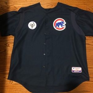 Harry Caray Chicago Cubs Jersey